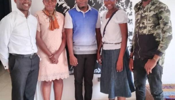 MISSION INSTITUTIONNELLE DU PRESIDENT DE L'ALLIANCE GSAC AU CAMEROUN